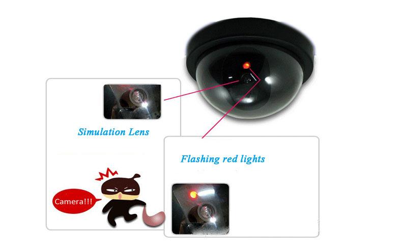 Виды муляжей камер видеонаблюдения