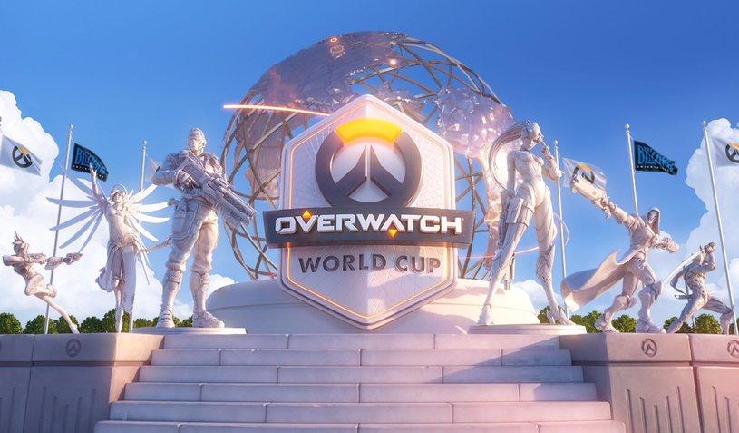 Blizzard анонсировала очередной Чемпионат мира по Overwatch