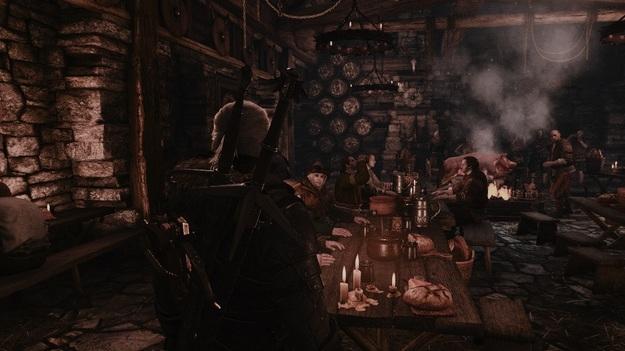 «Ведьмак 3» получил новую неотличимую от кино графику