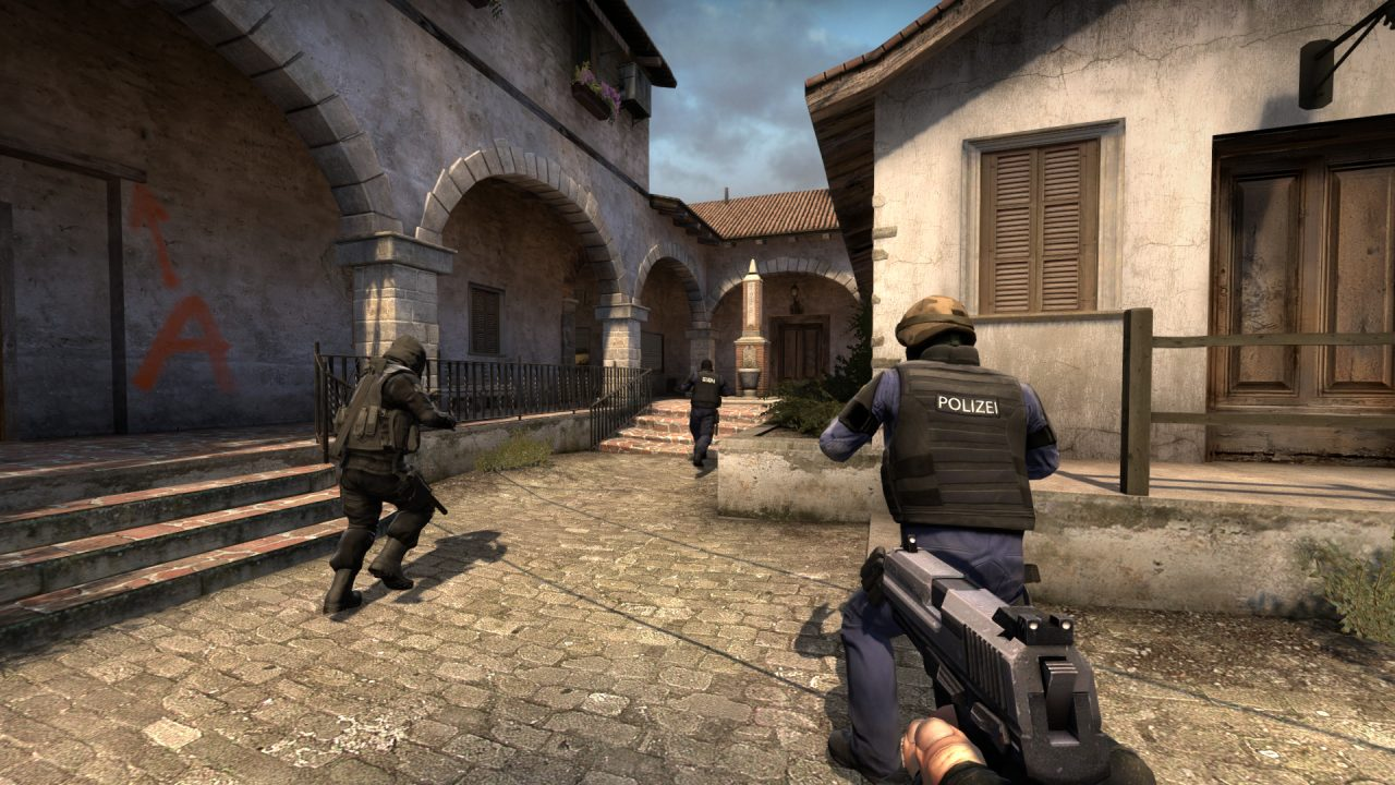 Краткая история Counter Strike
