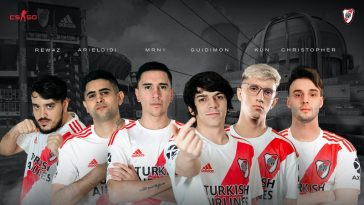River Plate приходит в CS:GO