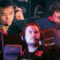 GuardiaN, AdreN и Dosia объединились в команду