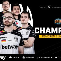BIG - чемпион DreamHack Open Summer 2020 Europe