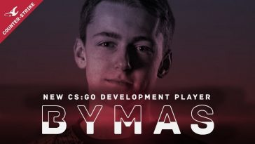 Bymas перешел в mousesports