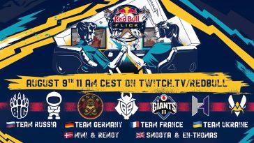 Объявлены команды на Red Bull Flick 2x2