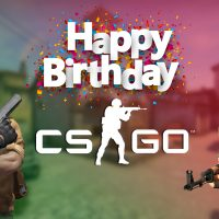 Counter Strike: Global Offensive исполнилось 8 лет
