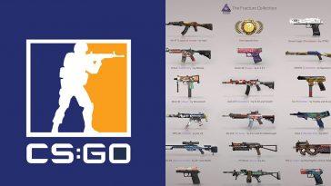 Новое обновление в CS:GO добавляет 17 скинов