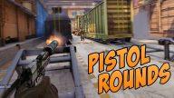 Все о пистолетных раундах в CS:GO