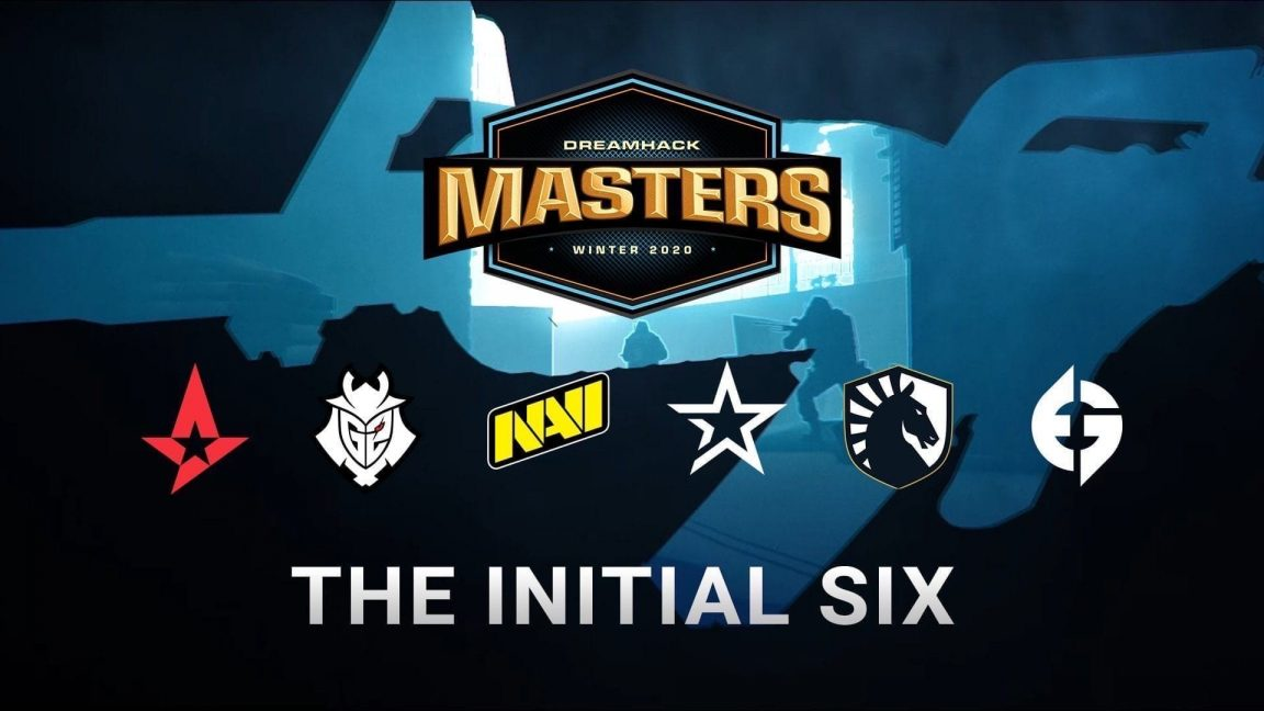 Анонсирован DreamHack Masters Winter