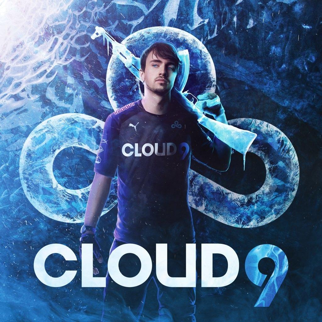 es3tag — игрок команды Cloud9